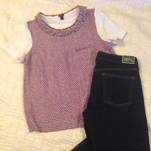 🦋 JCrew NEW jeans 27/29.